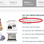 "PoliShop Lança Marketing Multinível com ""Kit de Cadastro"" de R$ 590,00"