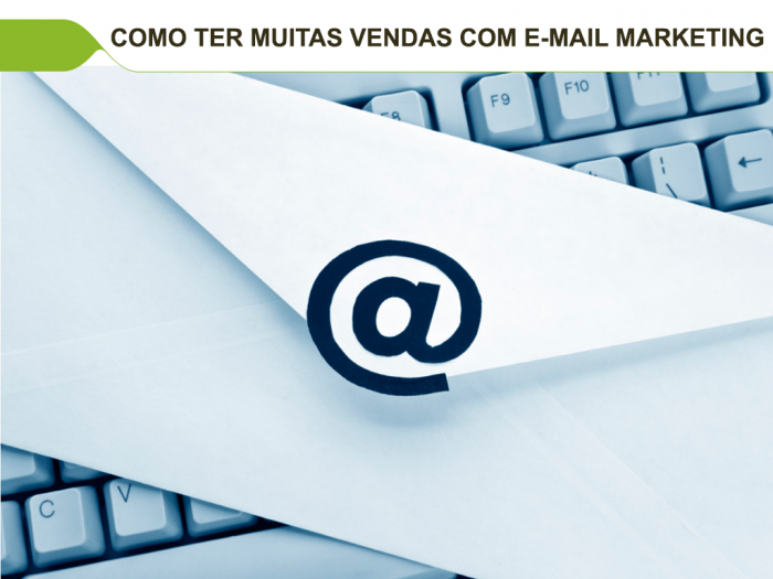 E-mail Marketing - Muitas Vendas